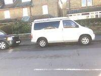 Mazda Bongo Freindee. Lifting roof. Alloy wheels. Imported by JAL.