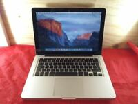 Macbook Pro 13.4inch 2ghz intel core 2 duo 4gb ram 320gb2008 +WARRANTY, NO OFFERS L754