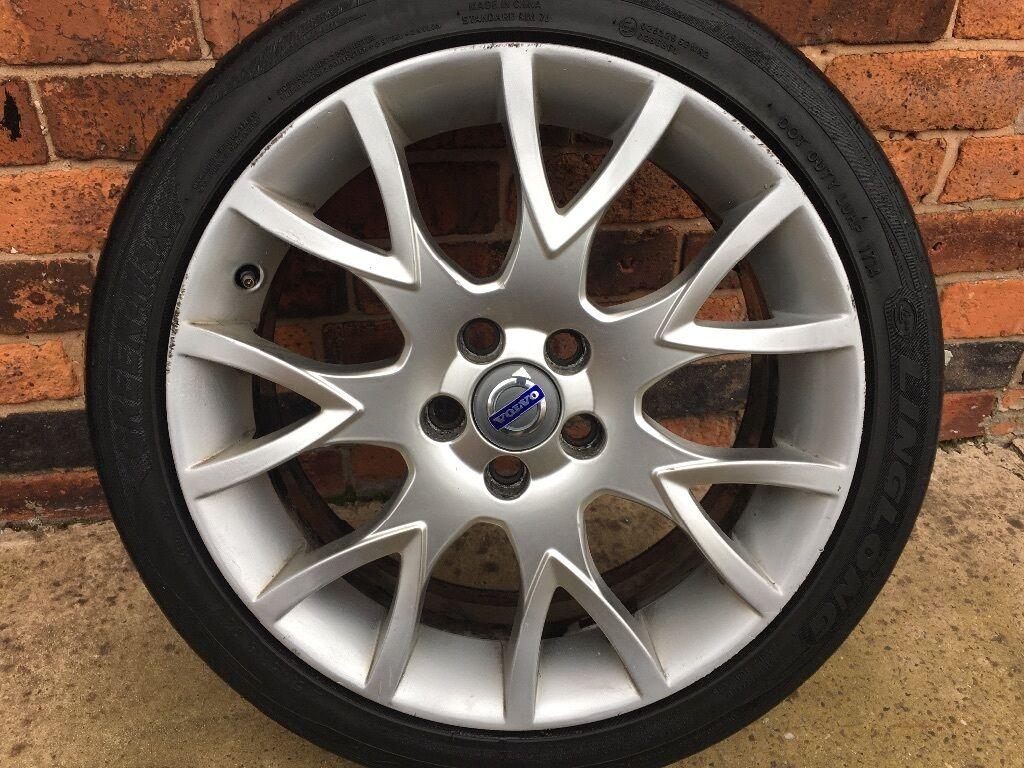 Volvo V50/ S40 medusa alloy wheel   in Pinxton, Nottinghamshire   Gumtree