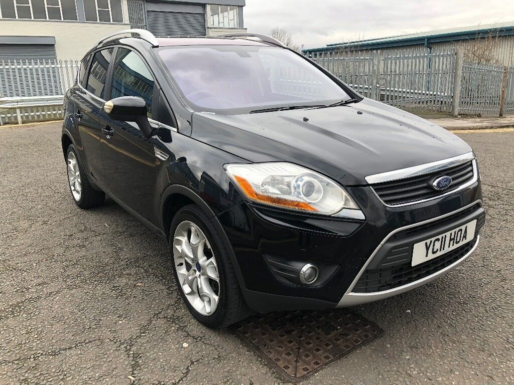 ford kuga titanium 4x4 2 0 tdci massive main dealer sh bluetooth phone heated leather seats. Black Bedroom Furniture Sets. Home Design Ideas