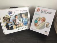 Ergobaby original baby carrier & infant insert