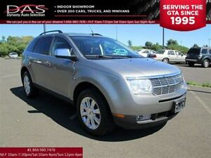 2010 Lincoln MKX LIMITED NAVIGATION AWD PANORAMIC SUNROOF/LEATHE