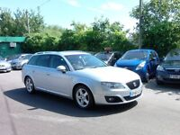 SEAT EXEO SPORT TECH CR 2.0 diesel, EASTATE,,,,,£4995 ONO