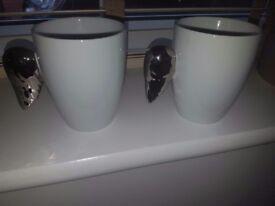 Set of Angel Cups Mugs