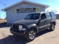 2009 Jeep Liberty SPORT | 4X4 | | FINANCING AVAILABLE |