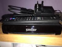 Youview box 500gb hdd