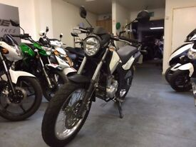 Derbi Senda 125cc, Manual Motorcyle, White, 1 Owner, V Good Condition, ** Finance Available **