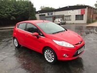 2011 Ford Fiesta 1.4 tdci 5 door £30 road tax 12 months mot/3 months parts and labour warranty