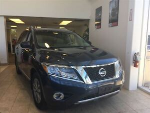 2015 Nissan Pathfinder SL | NAVI | PANO ROOF | LEATHER | ALLOYS