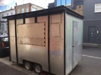 Fitted trailer for sale, central london !!!!!!
