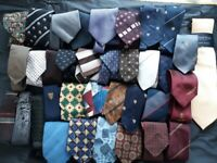 Collection of ties… Just right for going back to the office!