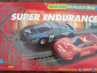 Micro scalectrix super endurance