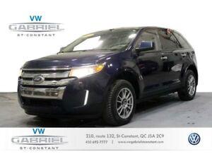 2011 Ford Edge SEL AWD  SIEGE ELECTRIQUE, AIR/CLIM, GROUPE E