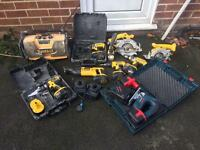 Dewalt job lot