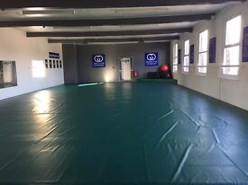 Gym Space to Rent for Yoga and Pilates classes