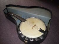 Melody Major vintage Banjolin (Mandolin Banjo)