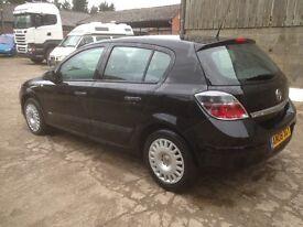 Vauxhall Astra 1.7 cdti 12 months mot fsh 90,000