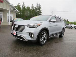 2017 Hyundai Santa Fe XL Limited AWD NAVIGATION