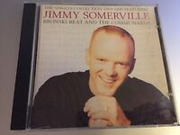 """Jimmy Somerville - """"The singles collection"""""""