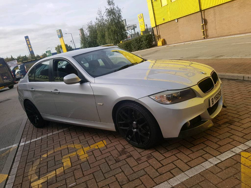 BMW 320D 2010 (60) EXCLUSIVE EDITION £7000