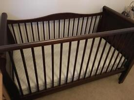 High Quality Toddler Bed From IKEA With One Mattress Two Cover