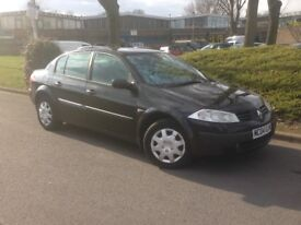 2004 RENAULT MAGANE 1.5 DIESEL *ONLY 110000 MILES* **CHEAP TAX GREAT FUEL ECONOMY**