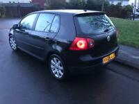 VW GOLF 2.0 GT TDi 12 MONTHS MOT SATNAV FULL LEATHER £1795