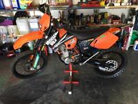 Ktm 450 cc exc 2003 /2004 six speed gear box excellent condition