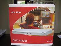 ALBA DVD PLAYER