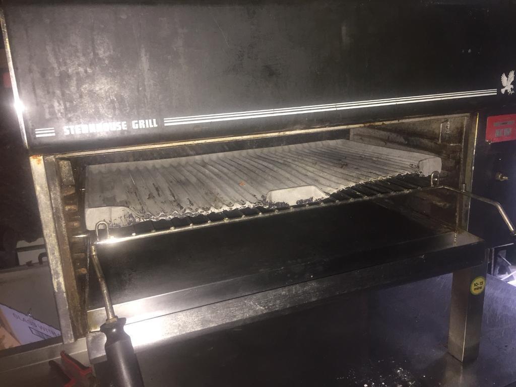 Gas salamander grill | in Carluke, South Lanarkshire | Gumtree