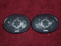 """Pair of Pioneer 6""""x9"""" 330watt car speakers"""
