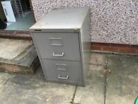 Filing Cabinet - 2 drawer REDUCED PRICE