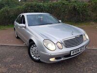 2004 Mercedes-Benz E Class 3.2 E320 CDI Elegance 4dr Automatic @07445775115@