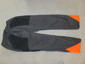 "Stihl Economy Plus Chainsaw Trousers 34""-36"" Excellent Condition"