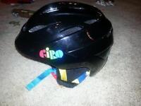 Kids Giro ski/snowboard helmet