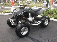 2009 Quadzilla SMC 300L Road Legal Quad 270CC (6 Months MOT)