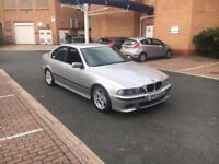 \\\BMW 525d M SPORT AUTO E39 NOT A 530D 320d 330d AUDI MERCEDES LEXUS SWAP PX \\\