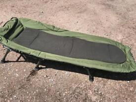 Carp zone bedchair & sleeping bag carp fishing