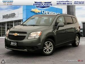 2012 Chevrolet Orlando LT 7 PASSENGER ONE OWNER PRICED TO SELL!