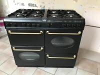 Country range cooker