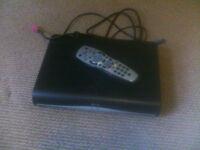 Sky Plus HD set top box