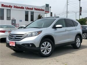2013 Honda CR-V EX AWD -  Sunroof - Rear Camera