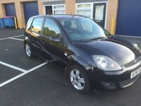 2007 Ford Fiesta 1.4 tdci 5 door £30 year road tax 12 months mot/3 months parts and labour warranty
