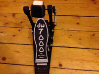 DW 7000 Single Bass Drum Pedal - used but excellent condition