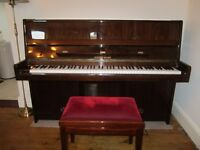 Upright piano Rieger-Kloss