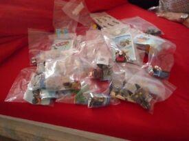 Individual lego models to make