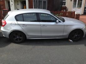 BMW 1series £1600 Ono 11months mot drives perfect no problems at all cars mint inside an out
