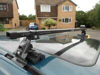 Car/Van/VW camper/vehicle roof rack bars & brackets