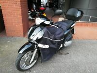 Honda SH125ADE ABS scooter excellent condition and economic