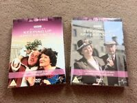 Keeping Up Appearances DVDs Series 1 - 4 plus Christmas Special £12.00 ono with free shipping!